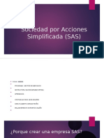 Presentación Sociedad SAS