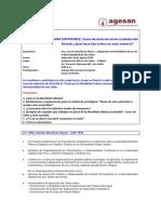 Conferencia - Movilidad Urbana Sostenible - Arq. Carmen Machicao