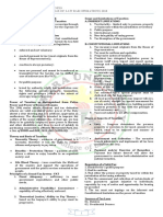 NEU Taxation Law Pre-Week Notes