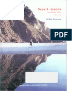 Deleuze, Giles_desert Islands_on Gilbert Simondon