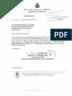 PGR Educación Prebásica