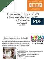 VDI Con DCL y Demencia