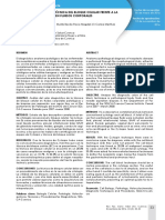 Valor Diagnóstico de La Técnica Del Bloque Celular Frente a La Citología Convencional en Fluidos Corporale
