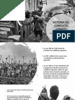 Conflicto Armado Colombia