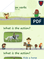 Unit 5_ Action Verbs - Scribd