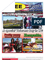 The Mid November, 2010 edition of Warren County Report
