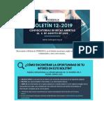 Boletin Indesgua 12-2019