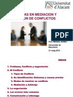 Negociacion Internacional-el Conflicto-causas y Soluciones