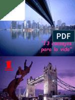 13 Consejos para la vida(M).pps
