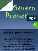 Genero Dramatico 10
