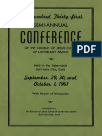 Conference Report 1961 s A
