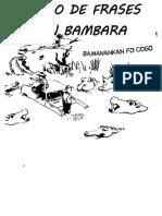 Libro de Frases Bambara