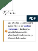 Epicteto_ Frases Estoicas