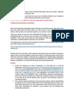 Dicas Sobre Emails e Modelos de Curriculos