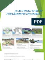 civil3d for G.Engineerstorials