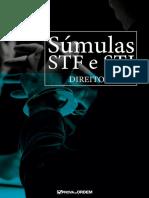 Direito Penal - Smulas STF e STJ