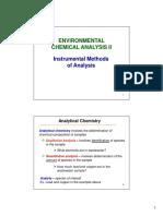 Lec 4B_Enviro Chem Anal2_Mod