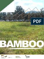 Bamboo Draft Manual, Giz Addis