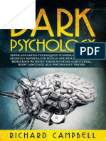 Dark Psychology Super ADVANCED