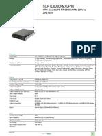 Smart-ups on-line Surtd6000rmxlp3u Apc