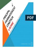 PD3. Farmacotoxicocinética