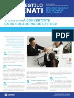 Boletín AES 51 julio -  Tips para convertirte en un colaborador exitoso.pdf