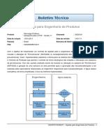 EST-PCP - Alçadas Para Engenharia de Produtos