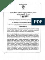 DECRETO 4170 DE 2011 CREACION COLOMBIA COMPRA.pdf