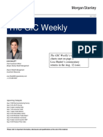 The GIC Weekly