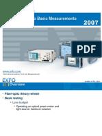Basic Measurements Power Meter