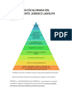 Comercial Jerarquización de Las Fuentes Del Derecho