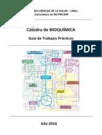 Guía de Trabajos Prácticos BIOQUÍMICA 2018