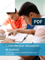 Institute Secondary Electives Student Readings and Selected Course Outlines - FINAL_Spanish (1)