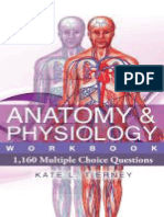 Anatomy & Physiology Student Workbook - 1,160 Multiple Choice Questions to Help Guarantee Exam Success (Volume 1)