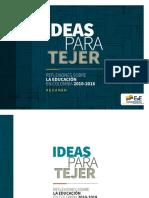 IDEAS PARA TEJER