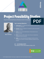 Project Feasibility Studies 21 Oct 2019 Dubai
