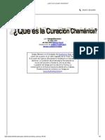 ¿Qué Es La Curación Chamánica