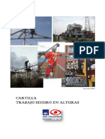 Cartilla Trabajo en Alturas ARL AxaColpatria - 2016
