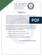 Lectio 1 - PR (1)