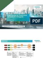 Experiencias en Plataformas de Medición Inteligente -SIEMENS