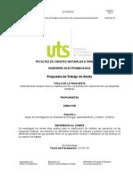 propuesta de proyecto de grado uts