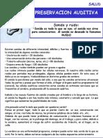 049 PRESERVACIÓN AUDITIVA.ppt