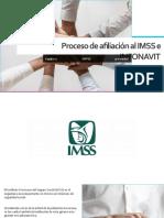 Proceso de Afiliación al IMSS