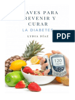Claves Para Prevenir y Curar La Diabetes