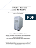 Manual Microturbina Capstone (Port)