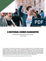 Homes Guarantee - Briefing Book (Draft 1) (1)
