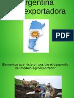 Argentina Agroexportadora