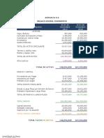 6. Estados Financieros Compañia Sima- Tarea Unidad II. Analisis de EEFF
