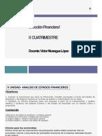 5. Presentación Unidad II Direccion Financiera I
