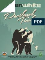 Green & White Magazine | Portland Timbers vs. Vancouver Whitecaps FC | Aug. 10, 2019